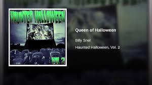 queen of halloween youtube