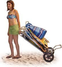rio folding beach table copa cargo table cart