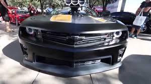 2014 Camaro Harness Bar Spyder Auto Presents 2010 2013 Chevy Camaro Spyder Headlights At