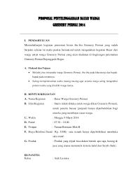 Membuat Proposal Bazar | proposal bazar warga gp maret 2014