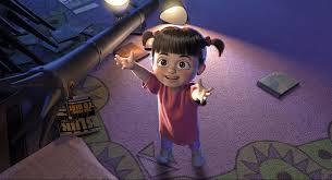 favorite disney pixar character