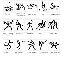 Symbols For - beijing unveils olympic symbols for 2008