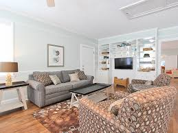 Level Furnished Living Beach Bum Inn Tybee Island Vacation Rentals