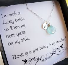 personalized bridesmaid gifts personalized bridesmaid gifts three bridesmaid thank you