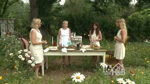 Wnep Tv Home And Backyard Chippy White Table Creates The Perfect Ambiance Wnep Com