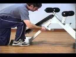 Fitness Gear Ab Bench Back U0026 Ab Machine Slant Board Yukon Fitness Bam 160 Youtube
