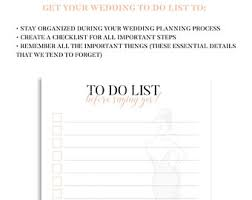 wedding todo checklist wedding checklist to do list wedding planner timeline
