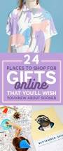24 places to shop for gifts online that you u0027ll wish you knew about