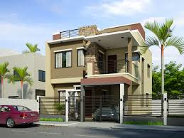 two storey building breathtaking double storey residential house home design