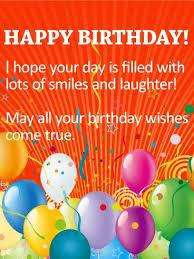 24 best birthday wish cards images on pinterest happy birthday
