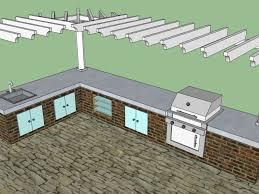 kitchen diy outdoor kitchen and 34 cheap outdoor kitchen ideas