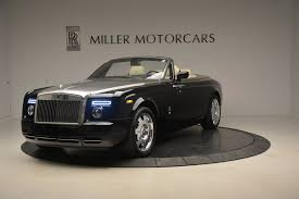 drophead rolls royce 2009 rolls royce phantom drophead coupe stock 7296 for sale near