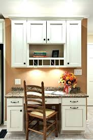 kitchen cabinet desk ideas kitchen corner computer desk ideas cabinet subscribed me
