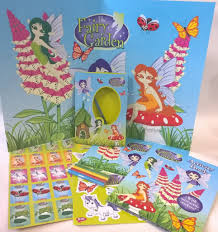 fairy garden fun kids craft activity party pack children jell