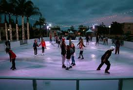 a guide to san diego u0027s outdoor ice skating rinks the san diego