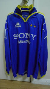 Baju Adidas Juventus juventus 1996 1997 away replica baju bola sepak