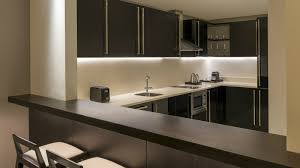 1 2 and 3 bedroom hotel apartments sheraton grand hotel dubai kitchen 2 bedroom hotel apartment dubai
