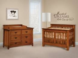 Dresser And Changing Table Baby Nursery Changing Tables Countryside Amish Furniture