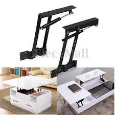 Coffee Table Hinges 1pair Lift Up Top Coffee Table Lifting Frame Mechanism