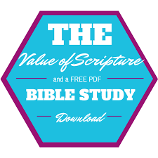 the value of scripture and a free pdf download tommy nelson