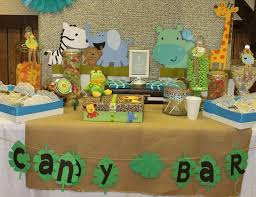 jungle baby shower safari jungle baby shower safari baby shower catch my party