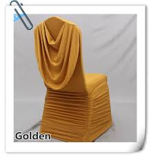 Gold Spandex Chair Covers Popular Chair Covers China Buy Cheap Chair Covers China Lots From