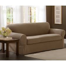 Sofas At Walmart by Maytex Stretch 2 Piece Sofa Slipcover Walmart Com