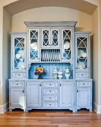 Black China Cabinet Hutch by Black China Hutch Dining Room Transitional With Round White Dining