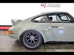 1990 porsche 911 turbo 1990 porsche 911 rwb for sale in rancho cordova ca stock 102765