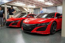 How Much Is The Acura Nsx 2016 Acura Nsx Caught On Video In The Wild