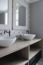 patterned tile bathroom patterned tile trend