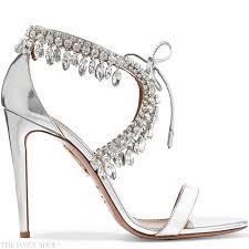 wedding shoes daily the daily shoe wedding shoe wednesday aquazzura