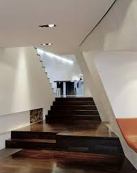 furniture interior cool modern minimalist staircase design for