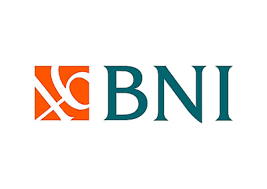 transfer via Bank BNI