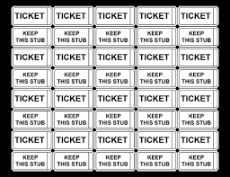 how to make raffle tickets on word word ticket template expin franklinfire co