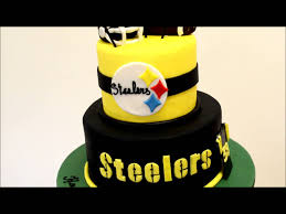 birthday cakes images exciting pittsburgh steelers birthday cake