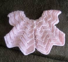 crochet baby sweater pattern bellacrochet lilly s jacket