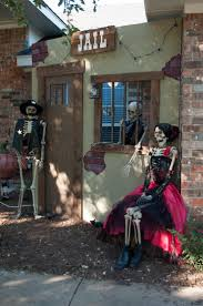 funny outdoor halloween decorations 55 best halloween ghost town wild west images on pinterest