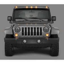 led lights for jeep wrangler 2007 2018 jeep wrangler jk lighting lenses bulbs quadratec