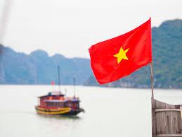Viet Nam Flag Vietnam Travel Photography Highlights Matthew Williams Ellis
