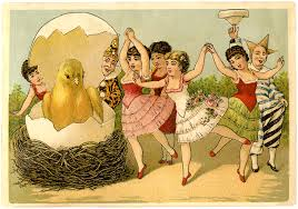 vintage cards vintage easter card graphicsfairy the graphics fairy