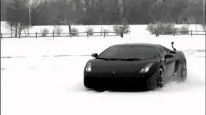 Lamborghini Aventador Awd - lamborghini in the snow youtube