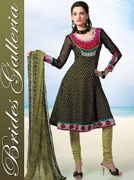 dress design umbrella black umbrella frock churidar suit collection for women