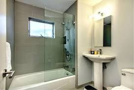 Half Shower Doors Shower Impey Half Height Shower Screens Half Wall Shower No Door
