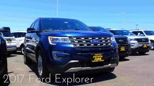Ford Explorer Mpg - 2017 ford explorer xlt 2 3 l ecoboost 4 cylinder review youtube