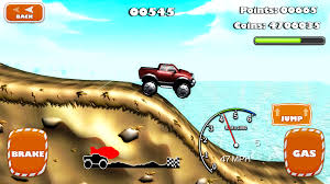 hill climb racing monster truck diesel hill climb android apps on google play