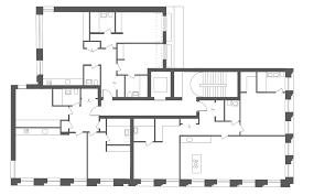 Corner House Floor Plans Dsdha U0027s Corner House Boasts Crystalline Rooftop Pavilions