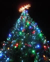 annual tree lighting ceremony town la quinta