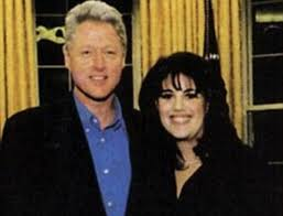 Monica Lewinsky Meme - secret service officer tells how bill clinton and monica lewinsky