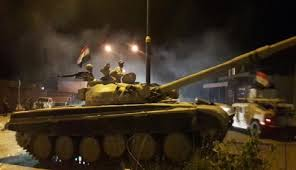 End The War In Syria With Wels Restore Nineveh Now by Breaking Iraqi Army Launches An Operation To Capture Kirkuk City